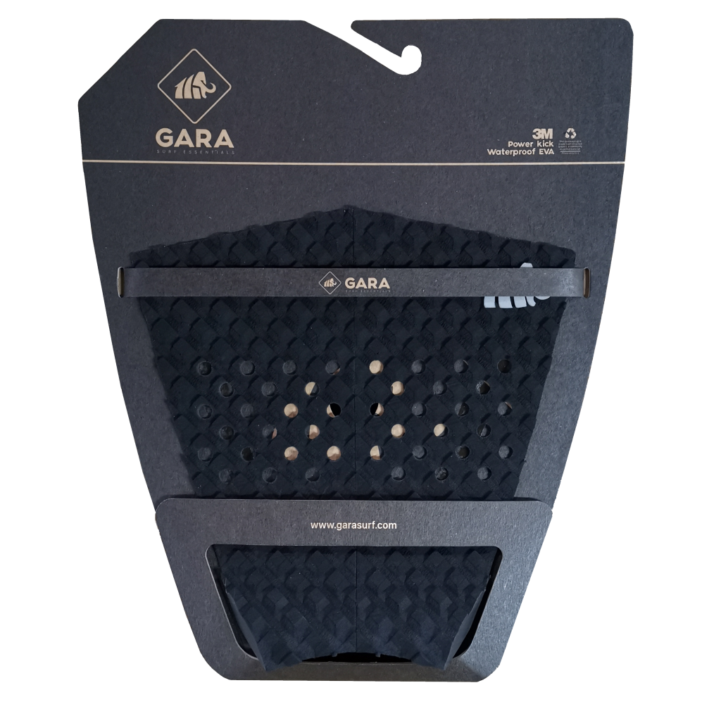 Gara simple traction pad black