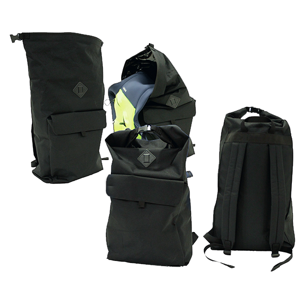 Gara Wetsuits Backpack - 40 Litres