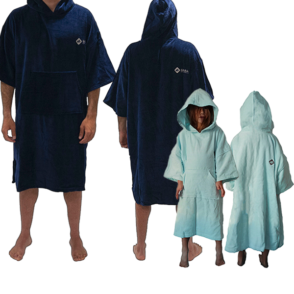 Gara surf changing-robe