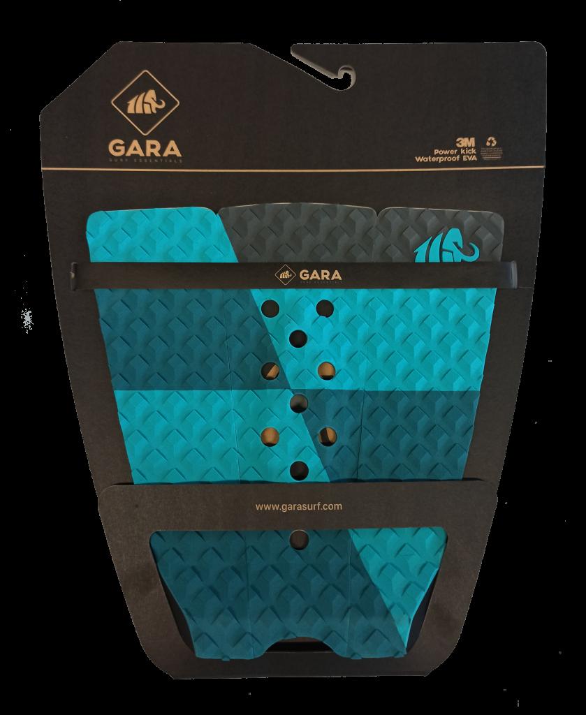 GARA SURF GRIPS MOSAIC_GREEN